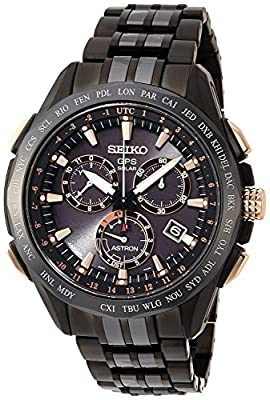 Watch Seiko Astron Sse019j1 Men´s Black