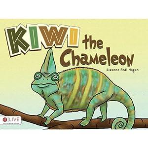 Amazon.com: Kiwi the Chameleon (Audible Audio Edition