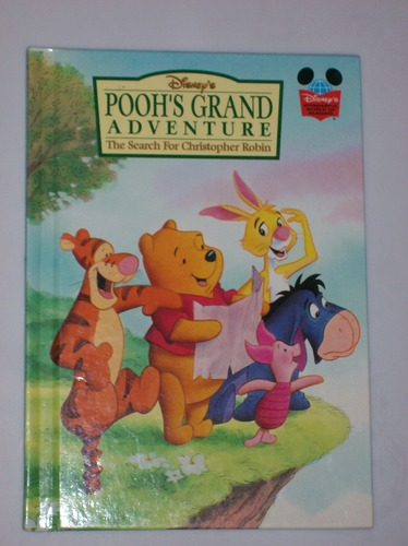 Read Online Disney's Pooh's Grand Adventure: The Search for Christopher Robin (Disney's Wonderful World of Reading) pdf epub