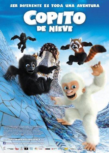 - Snowflake, the White Gorilla ( Floquet de Neu ) ( Copito de Nieve (Snow flake, the White Gorilla) ) [ NON-USA FORMAT, PAL, Reg.2 Import - Spain ] by Pere Ponce