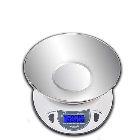 Cucsaist Balanza Electrónica Balanza De Cocina Balanzas Electrónicas Escalas Escalas para Hornear De 1 Kg /