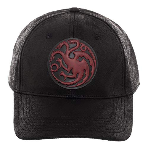 - Game of Thrones House Targaryen Adjustable Hat Ball Cap