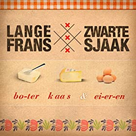 , kaas & eieren [Explicit]: Lange Frans X Zwarte Sjaak: MP3 Downloads