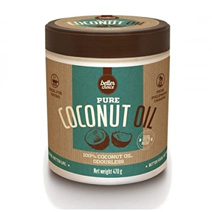TREC NUTRITION Pure Coconut Oil Aceite DE Coco 470 GRS