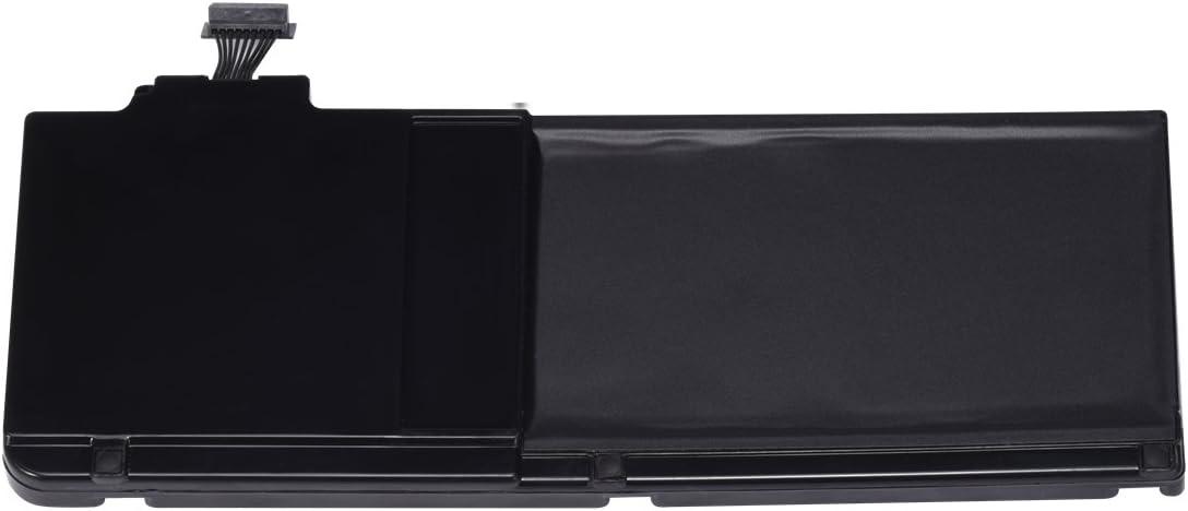 MacBook Pro 13 Batteries dOrdinateur Portable A1322 Batterie de Remplacement pour Apple Macbook Pro 13 inch A1278 2009 2010 2011 2011 2012 Version Li-Polymer 10.95V 6000mAh