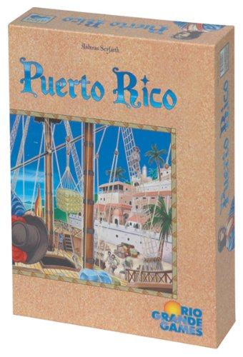 Puerto Rico Game (The Best Of Puerto Rico)