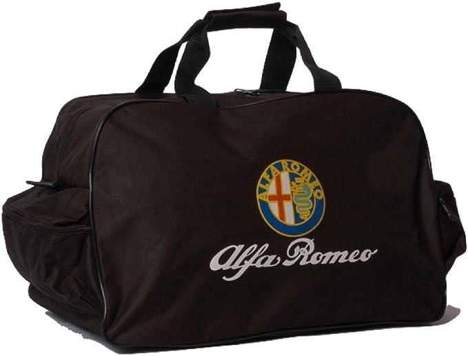 Borsa Alfa Romeo in nylon