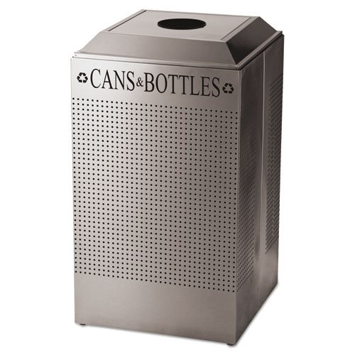 Designer Recycling Receptacle - 3