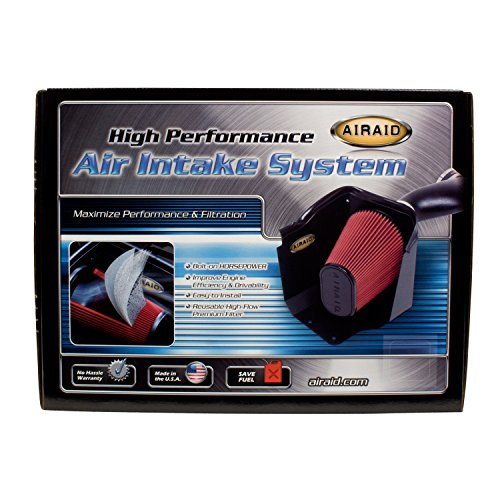 Airaid 311-137 SynthaMax Dry Filter Intake System by Airaid (Image #4)