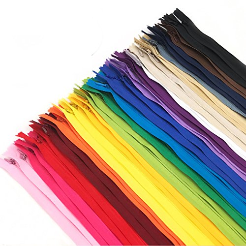 18 zippers for sewing - 5