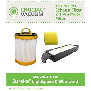Eureka Vacuum Whirlwind