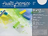 Handbook Paper Pastel Premier Paper X-Fine 9X12 8 Sheet Pk