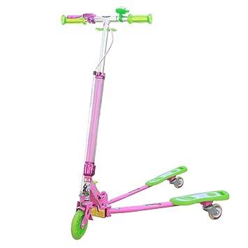 Patinetes y equipación Scooter para niños Chica de niño ...