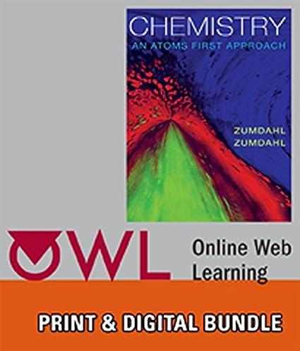 bundle chemistry an atoms first approach custom enrichment rh amazon com Interactive Reading Chemistry Lab