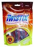 Twistix Dental Chews for Pets with Peanut/Carob Flavor, Small, My Pet Supplies