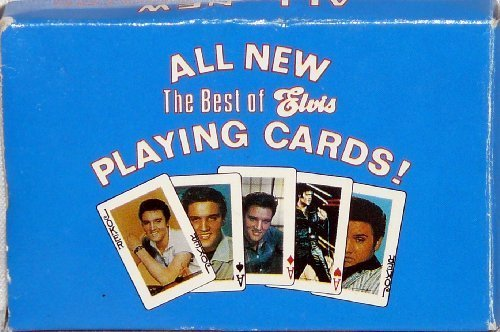All New - The Best of Elvis Playing Cards (Elvis Presley)...