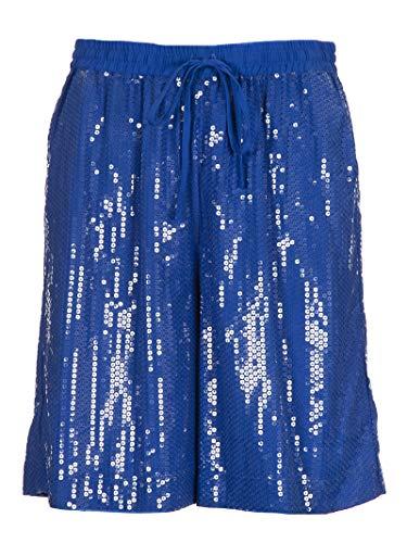 P.A.R.O.S.H. Shorts Donna D210526046 Poliestere Blu
