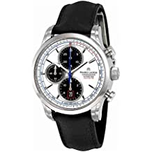 Maurice Lacroix Men's PT6288-SS001-130 Pontos Analog Display Swiss Automatic Black Watch
