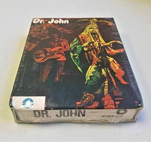 Doctor John Dr. 8 Track Tape Still Sealed