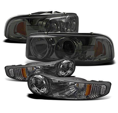 2004 yukon denali headlights - 7