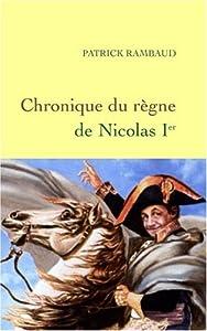 """Afficher """"Chronique du règne de Nicolas Ier"""""""