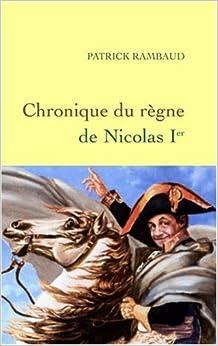Chronique du règne de Nicolas Ier
