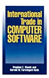 img - for International Trade in Computer Software by Harold W Furchtgott Roth (1993-07-30) book / textbook / text book