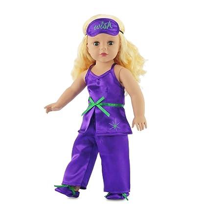 d7d3835890 Amazon.com  Fits American Girl 18
