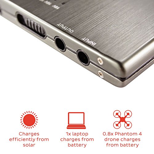Voltaic Systems - V72 External Backup Battery Pack for Laptops | Powers Laptops, Tablets, & More USB Devices | Charge Your Laptop as Fast as at Home - 19,800mAh by Voltaic Systems (Image #2)