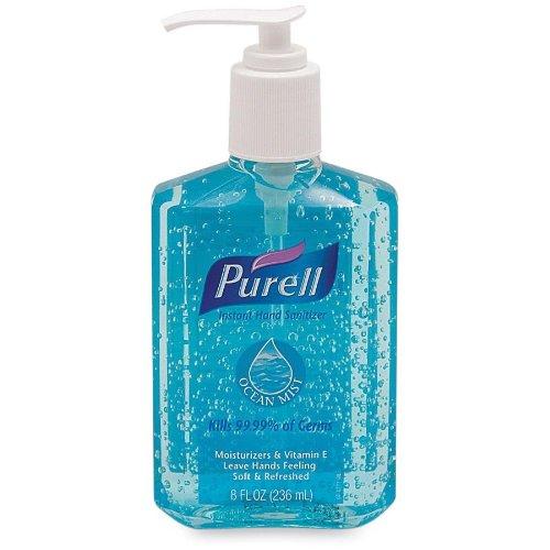 PURELL Scented Instant Hand Sanitizer (Purell Hand Sanitizer Ocean Mist)