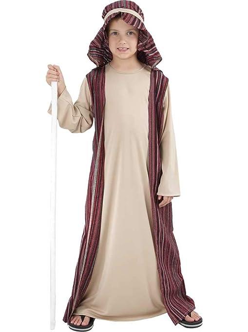 Disfraz de Pastor Clarendon por Amscan para niño: Amazon.es ...