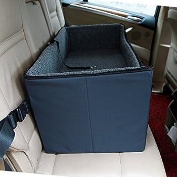 Amazon.com : Petsfit Pet/Dog/Cat Booster Seat Large/Lookout Car Seat ...