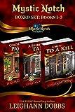 Mystic Notch Cozy Mystery Series Books 1-3 (Mystic Notch Cat Cozy Mysteries Box-Set Book 1)