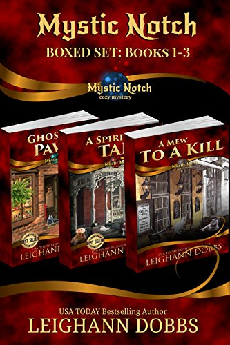 Mystic Notch Cozy Mystery Series Books 1-3 (Mystic Notch Cat Cozy Mysteries Box-Set Book 1)