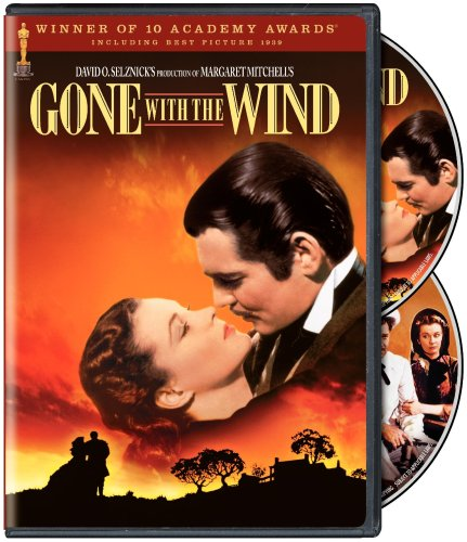 amazon com gone with the wind two disc edition clark gable