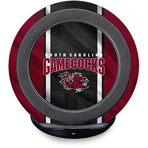 - University of South Carolina Fast Charge Wireless Charging Stand Skin - South Carolina Gamecocks Jersey | Schools X Skinit Skin