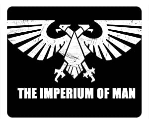 Warhammer 40k The Imperium Of Man Rectangle Mouse Pad by ieasycenter by ruishernameMaris's Diary