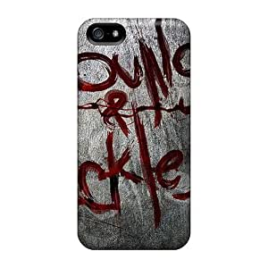 Best Hard Phone Covers For Iphone 5/5s (BVd4298EwPy) Allow Personal Design HD Young And Reckless Series