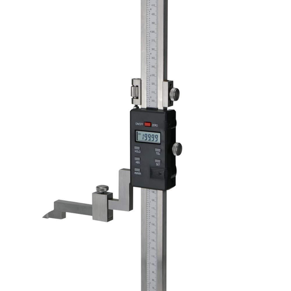 Digital Height Gauge with carbide scribe. 600mm 24