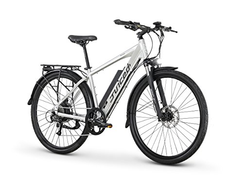 Juiced Bikes CrossCurrent S 650W 28MPH Electric Commuter Bicycle