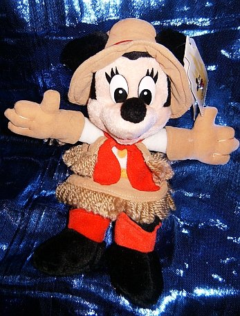 (Frontierland Cowgirl Minnie Mouse 8