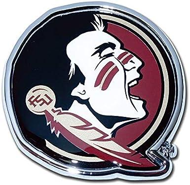 Elektroplate Florida State University Seminole Emblem