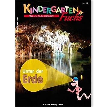 Kindergarten-Fuchs - Lernheft inkl Arbeitsblätter Nr 67: Unter der ...