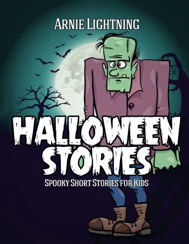Spooky Halloween Story - Halloween Stories: Spooky Short Stories for Kids, Jokes, and Coloring Book (Haunted Halloween Fun) (Volume 2)