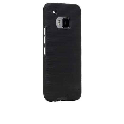 36 opinioni per Case-Mate Tough Custodia per HTC One M9, Nero