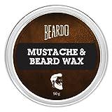 BEARDO Beard & Mustache Wax 50g by BEARDO