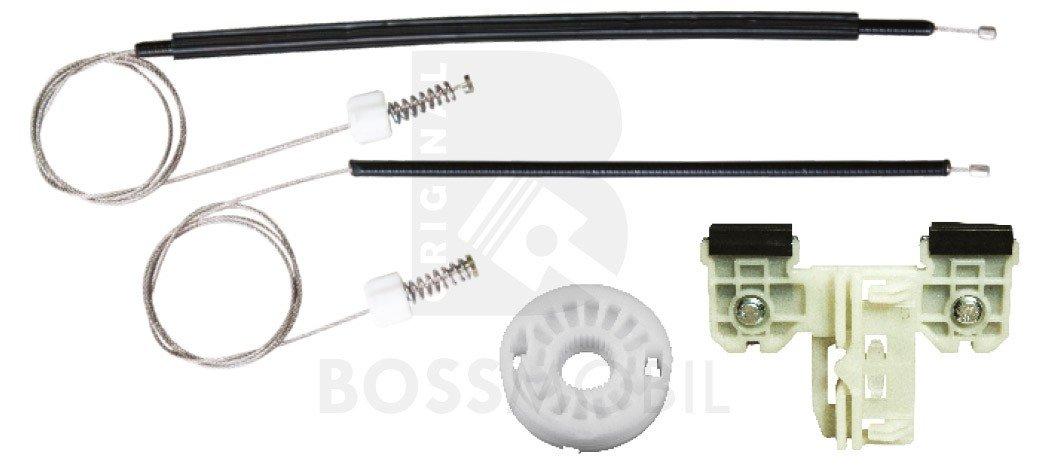 Bossmobil Fabia, Delantero izquierdo, kit de reparació n de elevalunas elé ctricos kit de reparación de elevalunas eléctricos