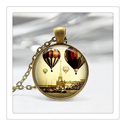 paris-jewelry-travel-hot-air-balloons-france-art-pendant-in-bronze-or-silver-with-link-chain-include