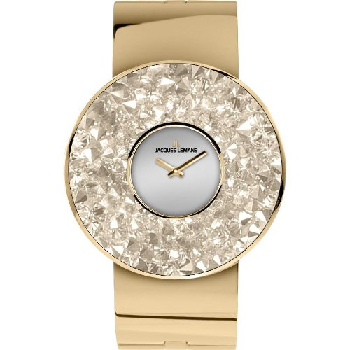 Jacques Lemans Flora Wristwatch for women With Swarovski crystals