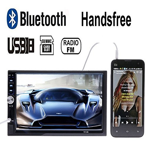 KASIONVI Bluetooth Stereo Support Camera input product image